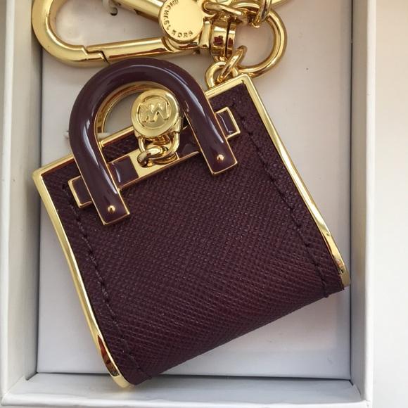 c10371aa98d8 ❤️NEW❤ Michael Kors Hamilton Key Charm